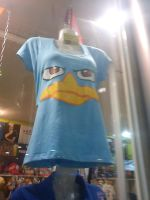 Polera de perry by SuperRainbowGirl