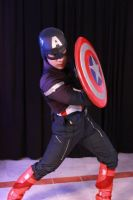Captain America Cosplay by CaptainArnoldo