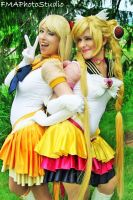 Friendship is Magic(al girl)! by LilithOya