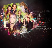 Paul Wesley Blend 012 by bulgarianxpersonxD
