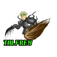 Talfrey Logo by chrosis