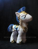 Royal Guard Pony by munchforlunch