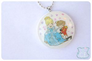 Cinderella and Prince Charming by moofestgirl