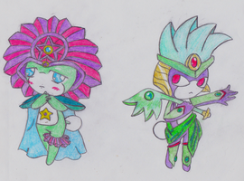 More Card OC's by JazzHands966