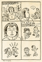 30 days of comics 13 by naha-def