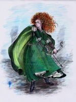 Merida - Color by TheyNamedHerRheulea