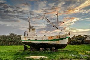 O Barco HDR by marcosnogueiracb