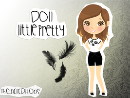 LittlePretty Michell Editions by MichellEditions