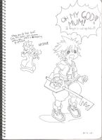 KH2 by The-DeathAngel