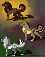 Adoptables - Canine Closed by Anipurk