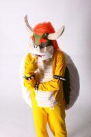 Bowser Cosplay Pic3 by victorymon