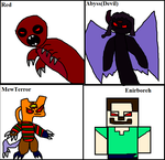 The Ultimate Creepypastas 2 by Slendercell-2