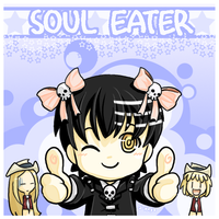 Soul Eater: It's Symmetrical by Suguri