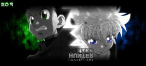 Hunter x hunter wallpaper by DEOHVI