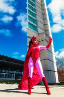 Scarlet Witch by itsthekitsunekid