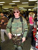 DC2007 - Sgt. Slaughter by SchroTN