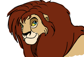 Random Lion by Morgan-Michele