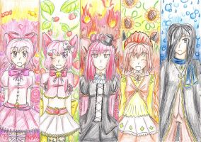 Rozen Heroes by KittyMaria