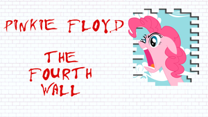 Pinkie Floyd 'The Fourth Wall' Wallpaper by BlueDragonHans