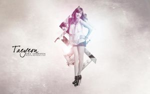 Taeyeon - Girls' Generation by Dextera