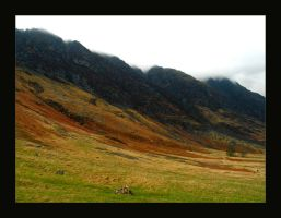 Scotland - Moutains - d by devildevine