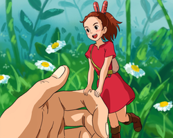 Arrietty 2 by osono