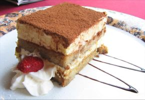 Food - Its Another Tiramisu by ickycherry