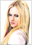 Avril Lavigne by bebaavril95