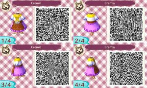 Cremia/Malon New Leaf QR code by TessLeilani