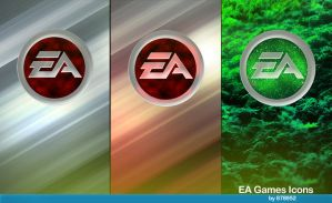 EA Games Icons by 878952