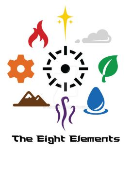 The Eight Elements by 0nuku