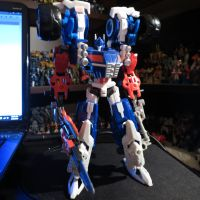 Magnus looks boss. FOC Ultra Magnus by Doubledealer93