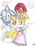 Tails in a Dress by IZZY-CHAN13