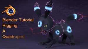 Now Available: Rigging a Quadruped Tutorial by alewism