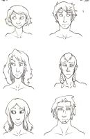 Almost everyone. by lesliesketch