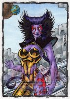 Deathcry Sketch Card by tonyperna