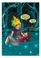 Final Fantasy VII by JFRteam