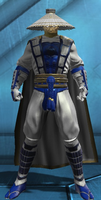 Raiden (DC Universe Online) by Macgyver75