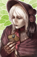 Bloodborne Plain Doll by Shattered-Earth
