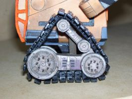 Walle-E Papercraft 5 by Neolxs