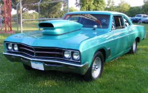 Pro Buick GS by colts4us