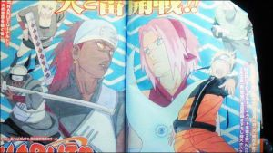 Naruto 453 color page by Thecmelion
