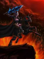 Death Knight 2 by whiteguardian