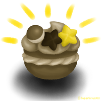 Daily Art - 096 - Supreme Honour Pokepuff by SuperSiriusXIII
