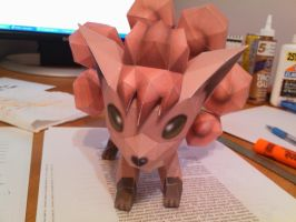 Vulpix by TheEthereal