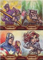 Iron Man 2 AP cards 1 by jimmymcwicked