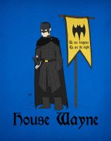 House Wayne by ShadowMaginis
