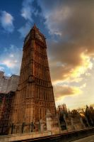 The 'Big Ben' by garki