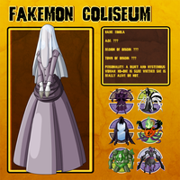 Fakemon Coliseum: Elite 4 No3 - Eidola by MTC-Studio