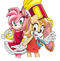 Amy 'n Cream by Shyamiq